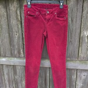 Kut From The Kloth Corduroy Skinny Pants - Size 4